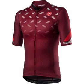 Castelli Avanti Jersey Men, rojo